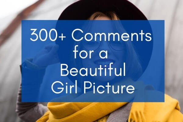 featured image for comments for a beautiful girl picture